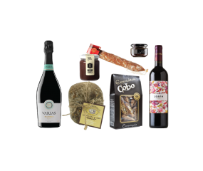 Lot de productes de proximitat | Lots de Nadal de 60 a 100€ | MM Gastronomia